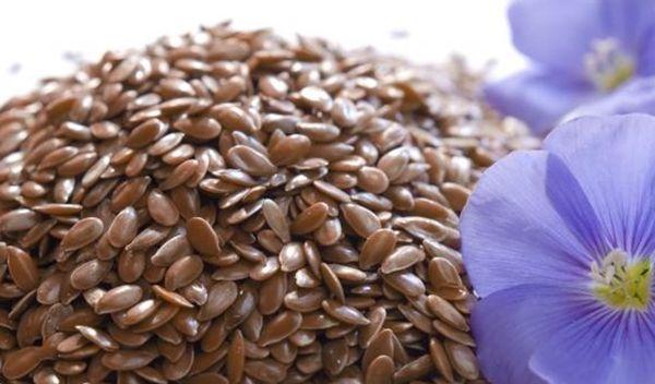 способ заваривания семян льна