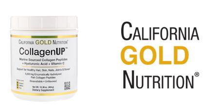 Коллаген в порошке от California Gold Nutrition